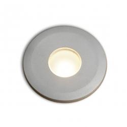 Noa round stainless steel