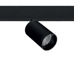 48V tracklight 14w - black